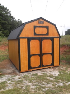 Urethane 10x16 Lofted Barn