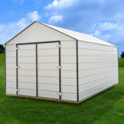 h metal economy metal storage sheds